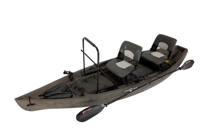 Nucanoe frontier 12 fishing kayak review for 2 seater fishing kayak