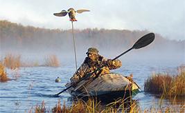 Hunting Kayaks | Hunting Canoes