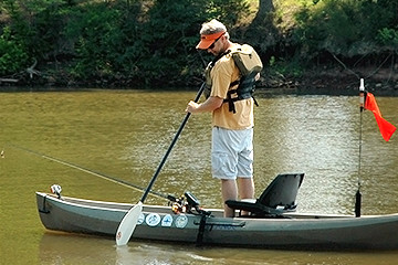 NuCanoe | Fishing and Hunting Kayaks