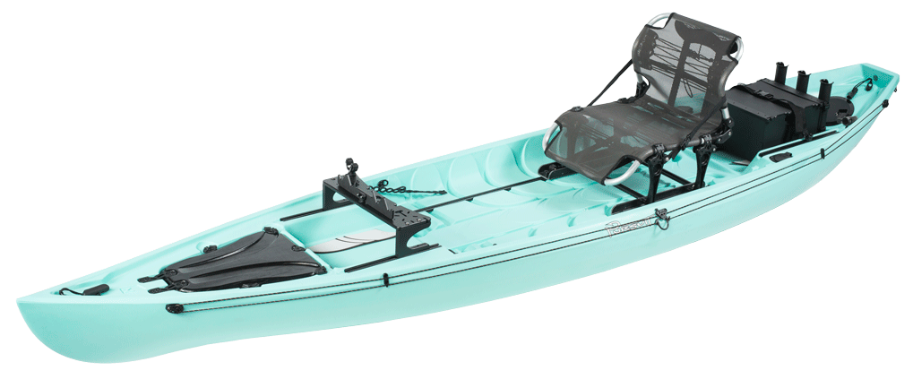 Pursuit - Essential Angler - Cyan