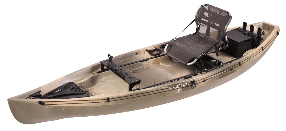 Frontier 12 - Essential Angler - Camo