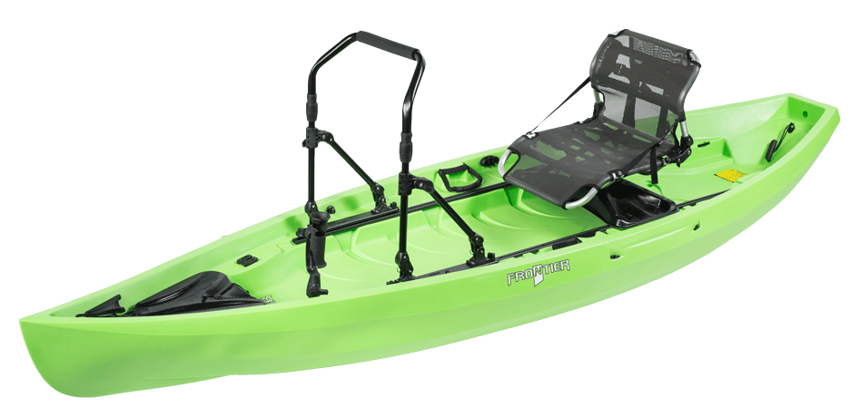 Frontier 12 - Stand Up Angler - Lime