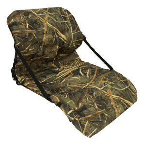NuCanoe Camo Pinnacle Seat Cover
