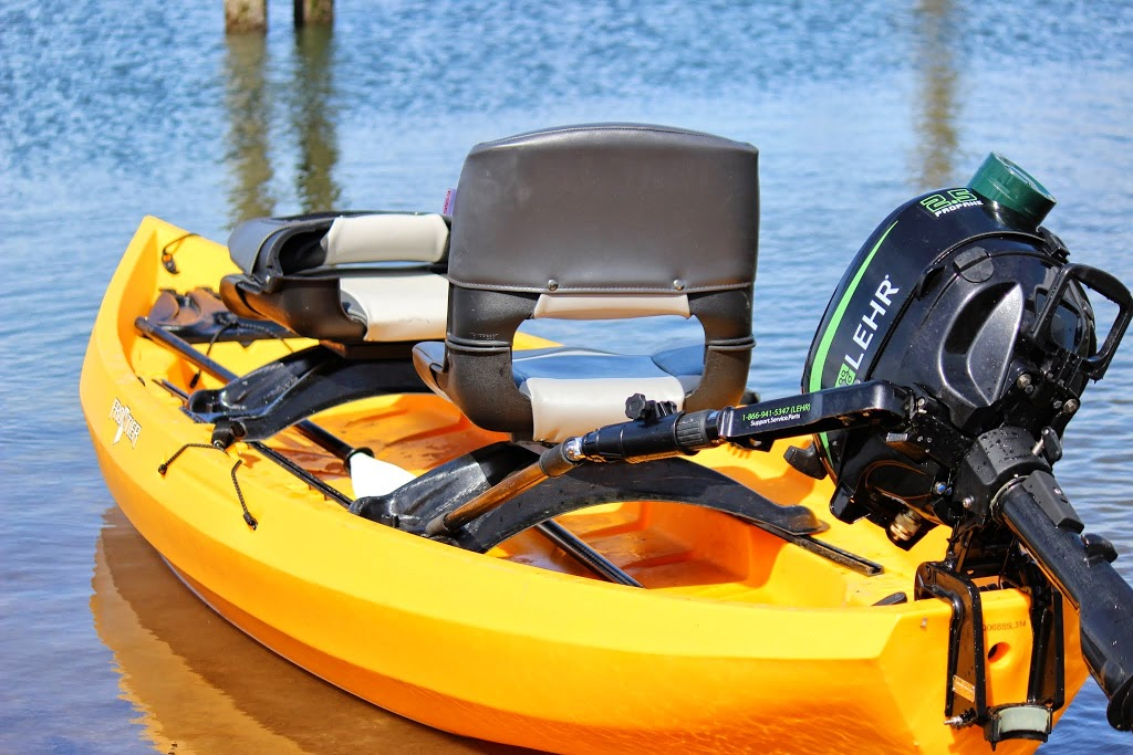 Lehr Motors Nucanoe Hunting And Fishing Kayaks