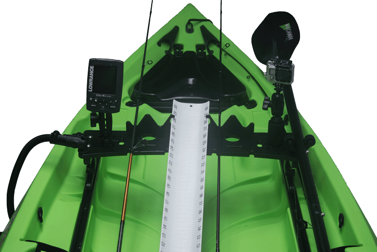 Frontier Slide Mount - Outfitted