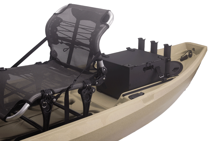 NuCanoe BlackPak Pursuit