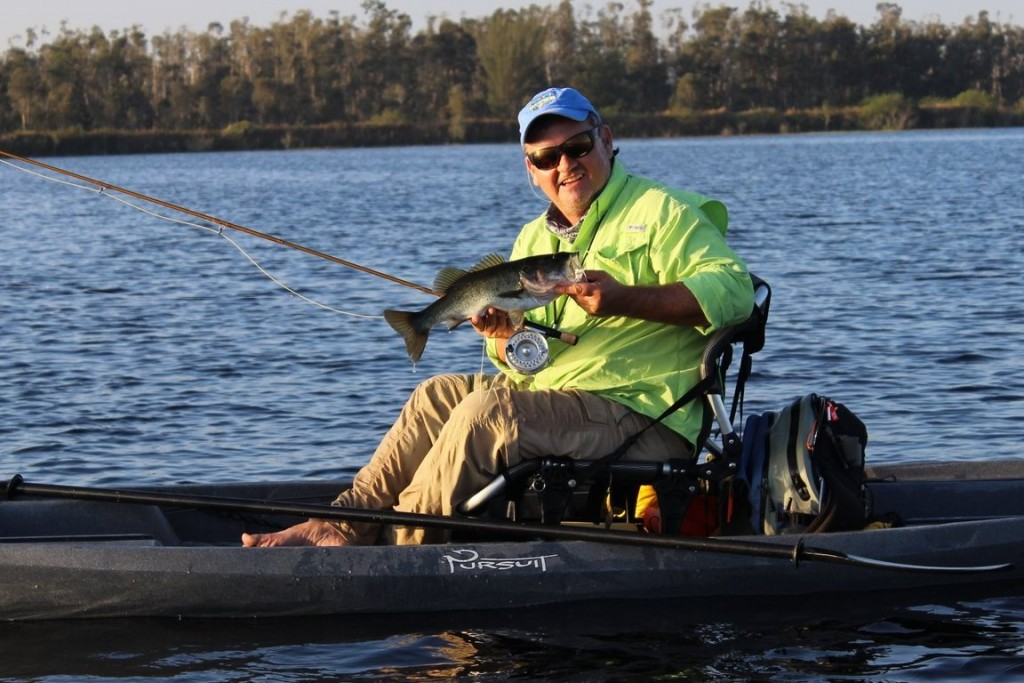 NuCanoe Pursuit Fly Fishing