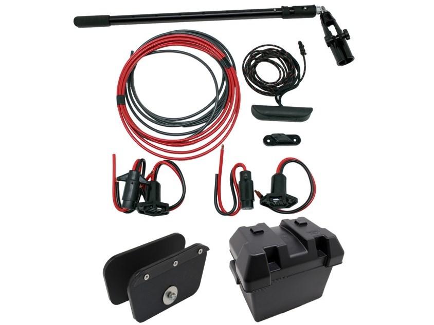 7500 Plug Play Motor Kit Transom Mount