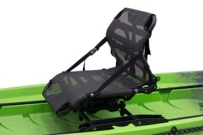 Frontier Seating | Hunting and Fishing Kayaks | NuCanoe