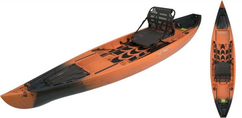 Pursuit Models   Hunting and Fishing Kayaks   NuCanoe
