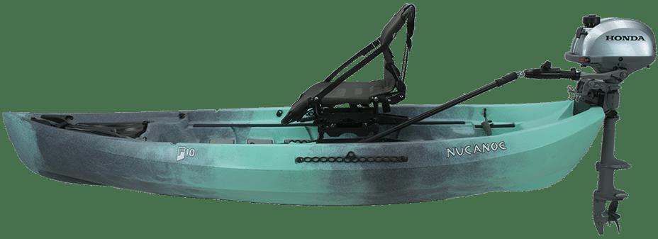 Outboard Motors | Hunting and Fishing Kayaks | NuCanoe