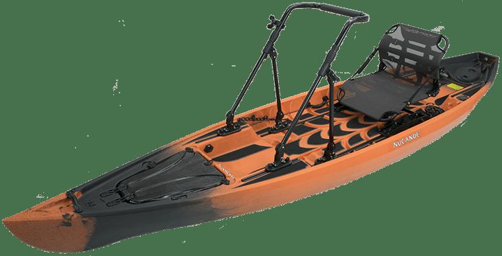 Fly Fishing Kayaks Nucanoe Hunting Fishing Kayaks