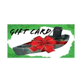 NuCanoe.com Gift Cards