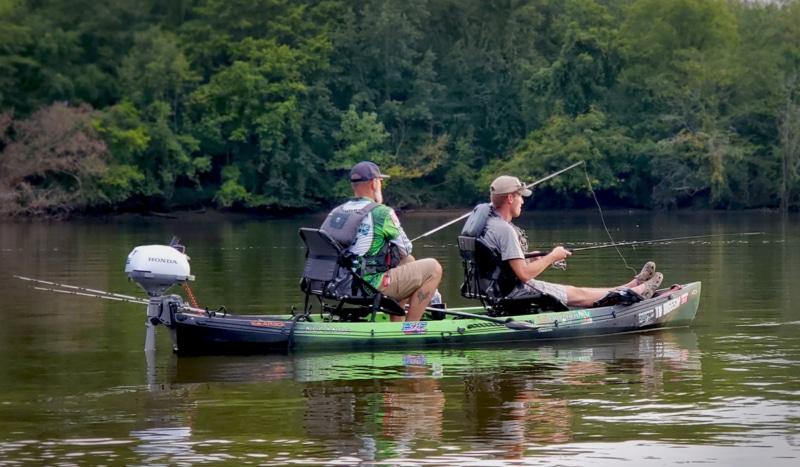 Frontier 12   Hunting and Fishing Kayaks   NuCanoe