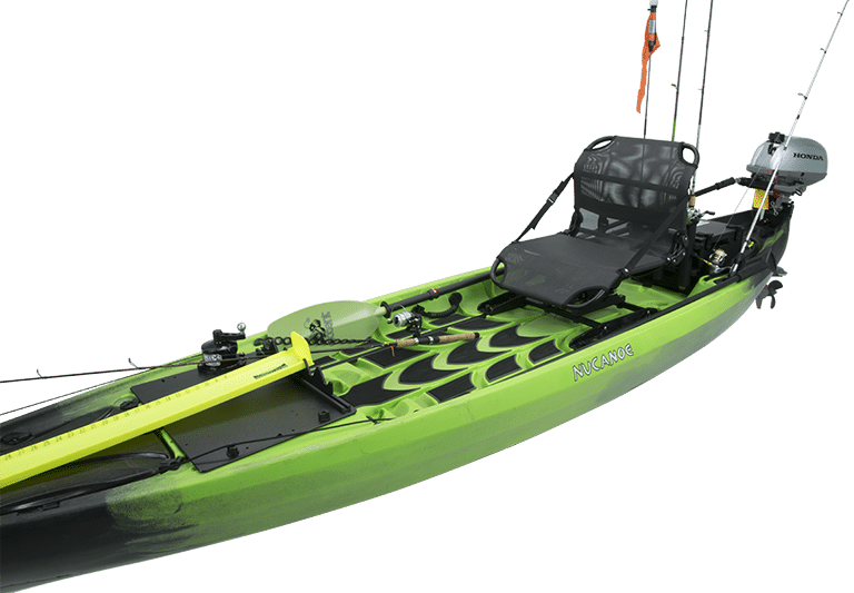 Pursuit - Coastal Fishing | Hunting and Fishing Kayaks | NuCanoe